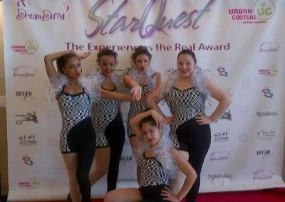 Ridgewood Dancers at StarQuest