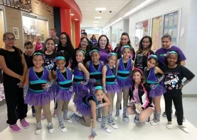 Ridgewood Dance Company Class Dancers