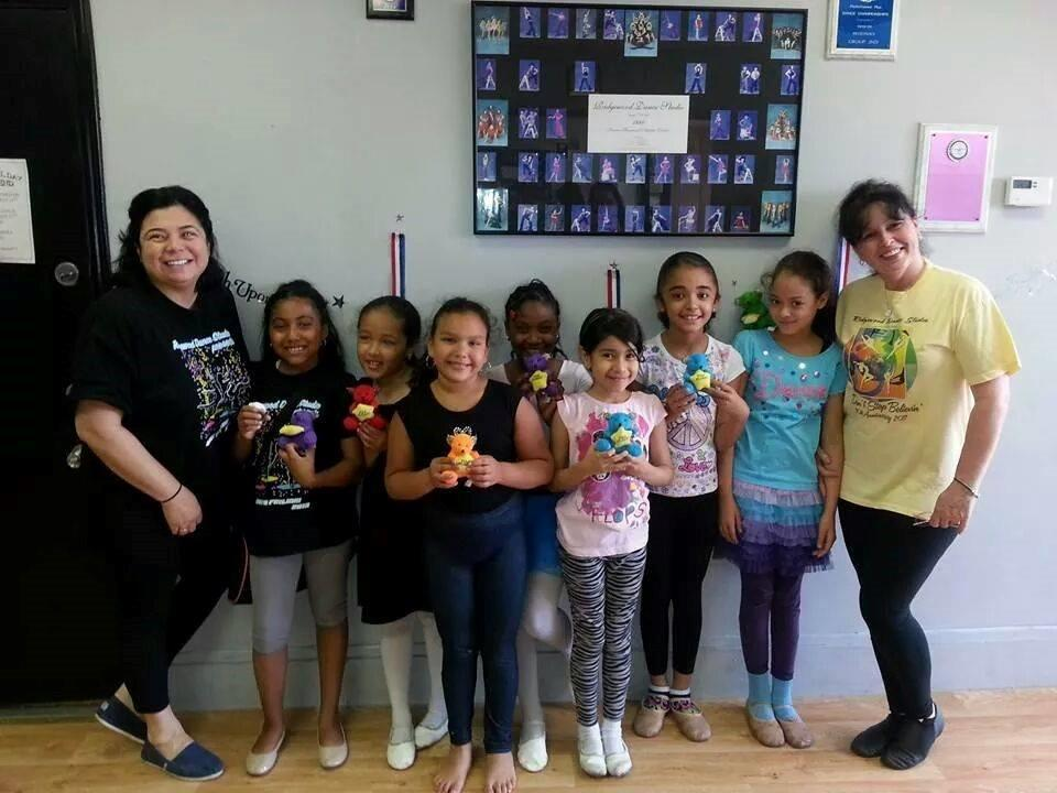 Ridgewood Dance Studio Dancers , Ms. Chachi, Ms Florence