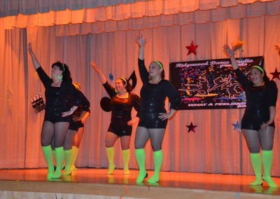 Ridgewood Dancers on Stage