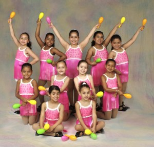 Ridgewood Dance Studio Students