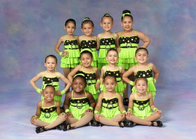 Ages 3-6 Combination Class - Saturdays 3:30pm